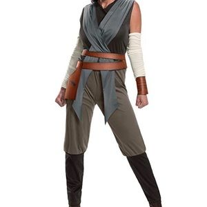 Star Wars Episode VIII: The Last Jedi Rey costume